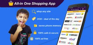 All In One Shopping Application