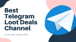 best telegram channel for online deals
