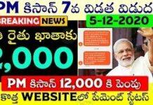 PM Kisan, PM Kisan payment Status