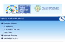 AP STATE GOVT EMPLOYEES E -SERVICE REGISTER