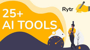 Rytr AI content generator, free content generator for website